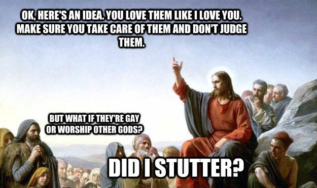 jezus mensenrechten